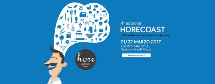 Le nostre fiere – HoReCoast 2017 – Hotel Restaurant Business Community