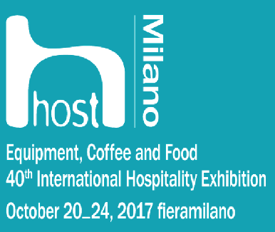 Le nostre fiere – Host 2017 – Fiera dell'ospitalità e dell'hotellerie