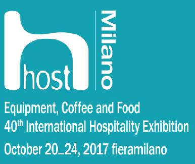 Le nostre fiere – Host 2017 – Fiera dell'ospitalità e dell'hotellerie