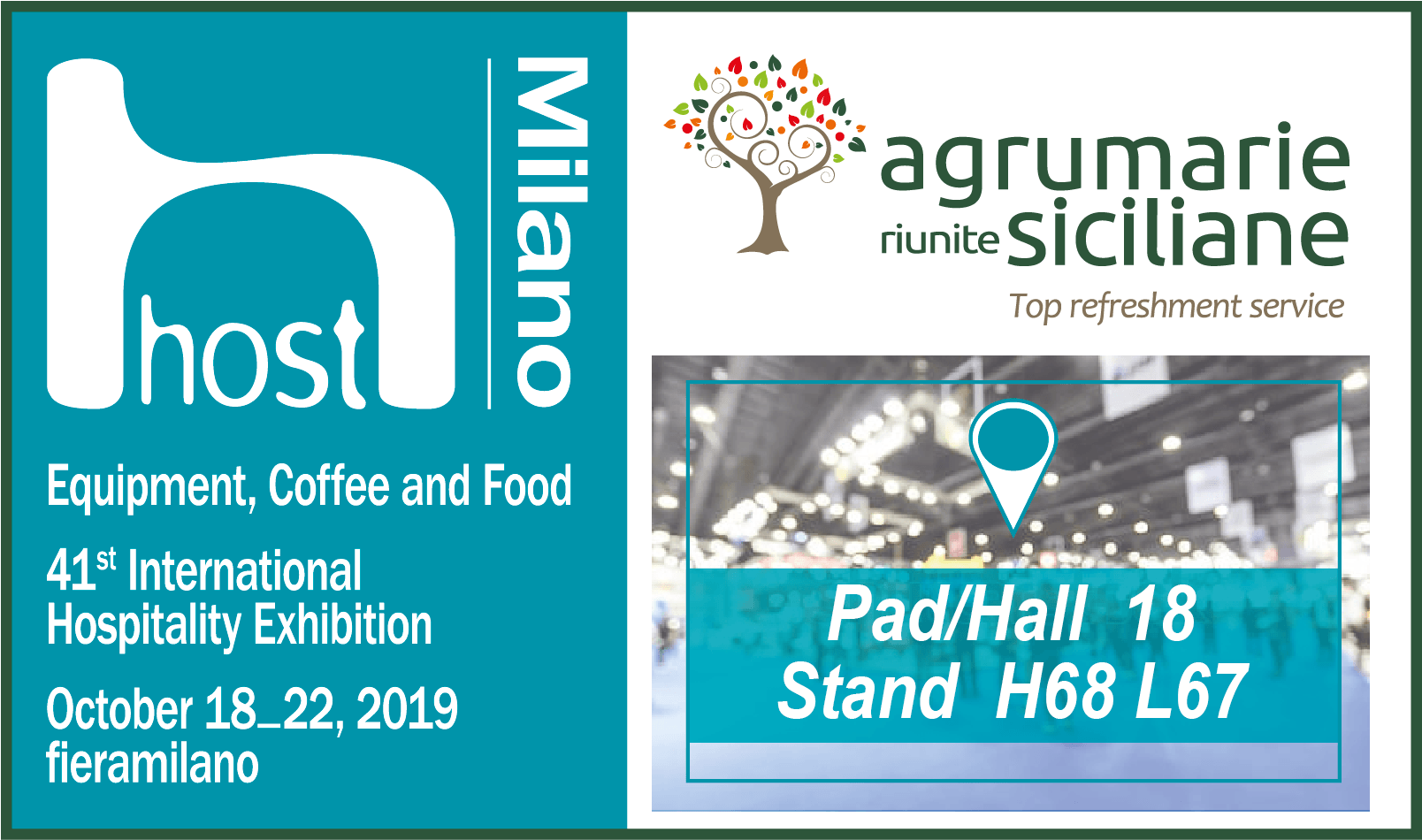 Our exhibitions – HOST 2019